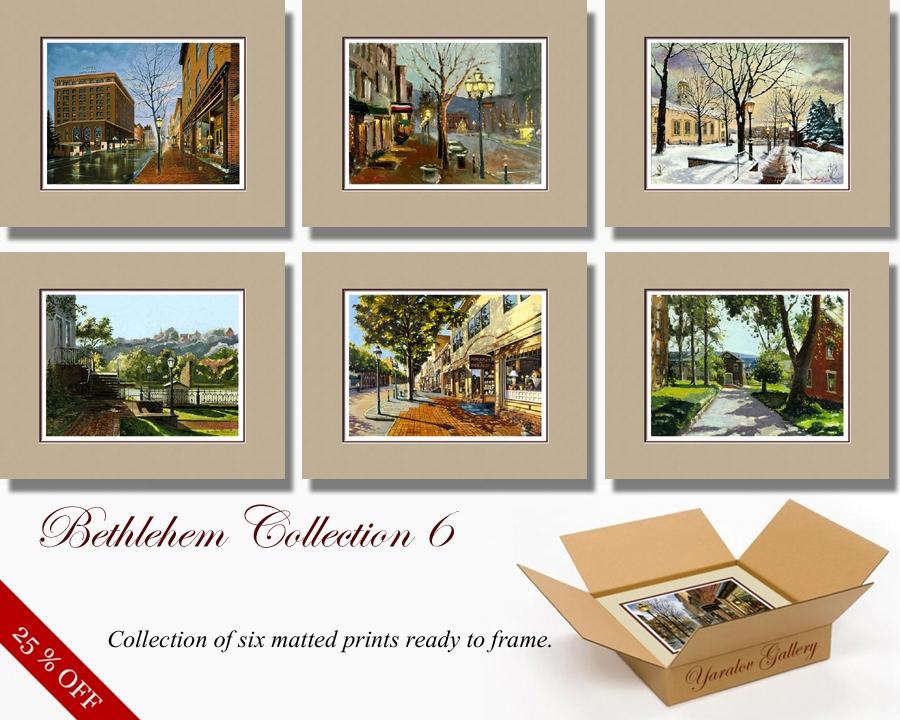 Bethlehem Collection 6.