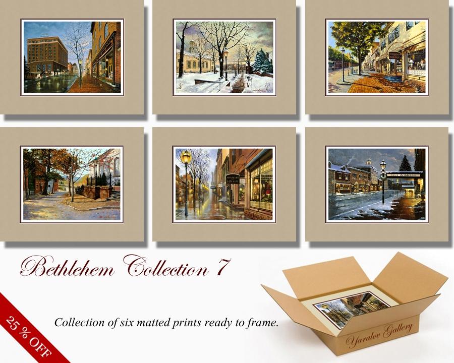 Bethlehem Collection 7.