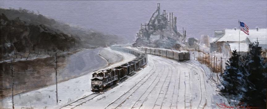 Bethlehem Steel Train