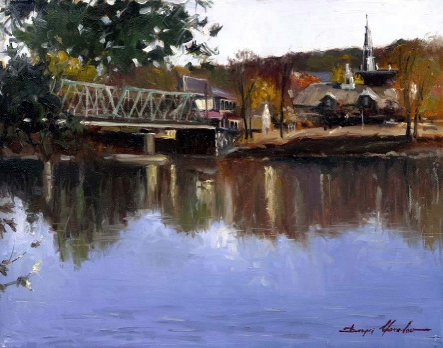 Lambrtville Bridge