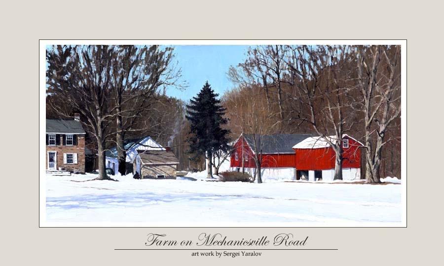 Mechanicsville Road