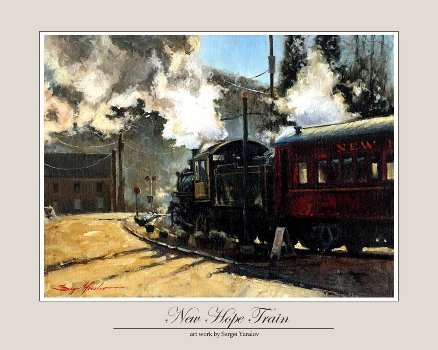 New Hope Train