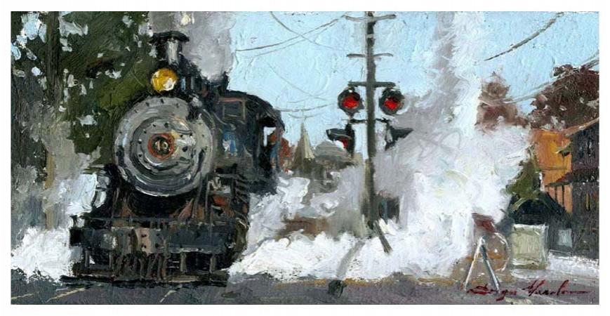 White Steam