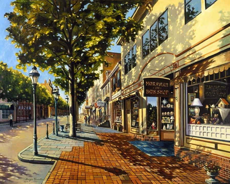 Main Street, Summer