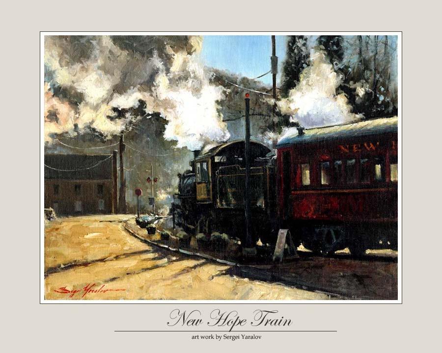 New Hope Train